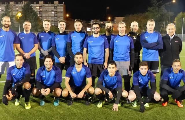 FC  Poteaux Carres