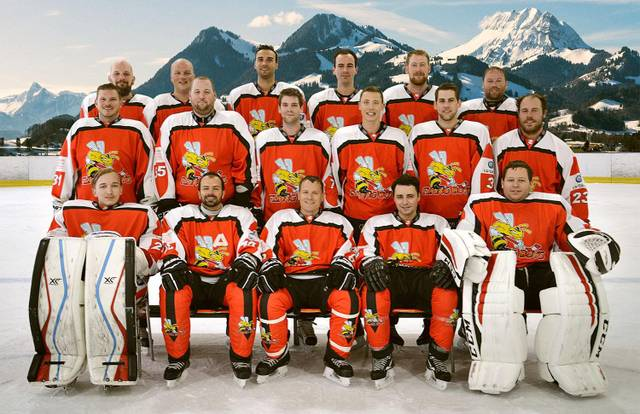 HC Flying Boys is a ice_hockey team. They are using SportEasy, the best web and mobile app to manage any sports team (football, soccer, rugby, basketball, baseball, hockey, volleyball...). Coaches and managers can organize the games and practices or send group messages to their players. Players have convenient access to their schedule or statistics. SportEasy is free and available online, iPhone and Android.