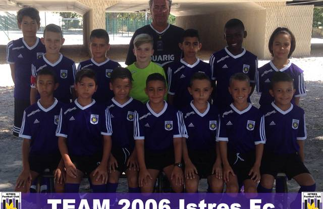 #Team2006IstresFC