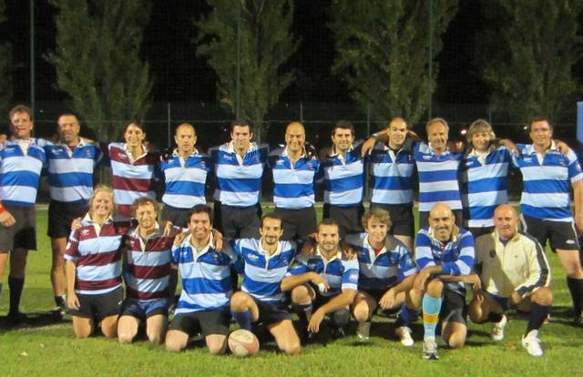 Riviera Rugby Club is a rugby team. They are using SportEasy, the best web and mobile application to manage any sports team (football, soccer, rugby, basketball, baseball, hockey, volleyball...). Coaches and managers can organize the games and practices or send group messages to their players. Players have convenient access to their schedule or statistics. SportEasy is free and available on the web, iPhone and Android.