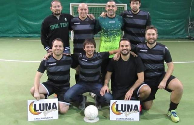 Umilteam Luna Rossa is a football team. They are using SportEasy, the best web and mobile application to manage any sports team (football, soccer, rugby, basketball, baseball, hockey, volleyball...). Coaches and managers can organize the games and practices or send group messages to their players. Players have convenient access to their schedule or statistics. SportEasy is free and available on the web, iPhone and Android.
