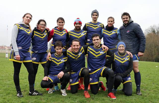 RCC Greyhounds - Touch Courbevoie