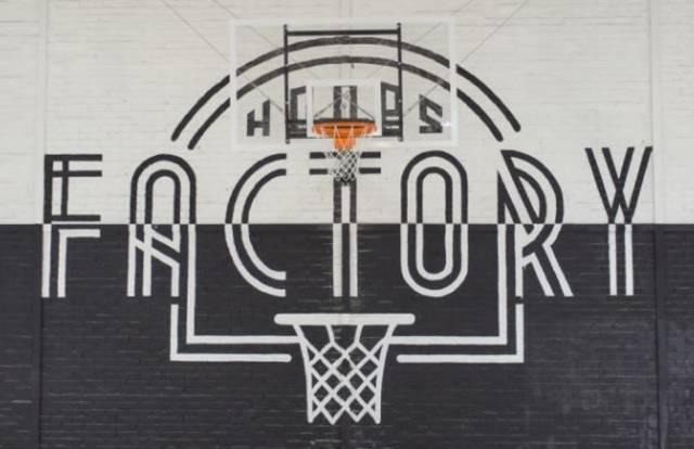 BNP Basket - Hoops Factory