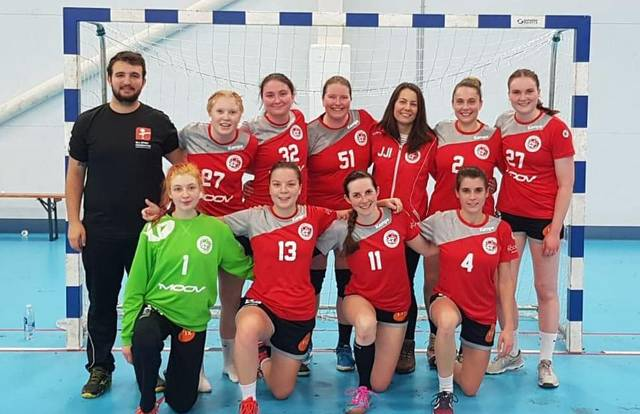 London GD Ladies 2nd Team is a handball team. They are using SportEasy, the best web and mobile application to manage any sports team (football, soccer, rugby, basketball, baseball, hockey, volleyball...). Coaches and managers can organize the games and practices or send group messages to their players. Players have convenient access to their schedule or statistics. SportEasy is free and available on the web, iPhone and Android.