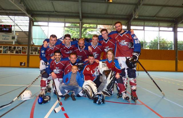 Nationale 3 is a roller_hockey team. They are using SportEasy, the best web and mobile application to manage any sports team (football, soccer, rugby, basketball, baseball, hockey, volleyball...). Coaches and managers can organize the games and practices or send group messages to their players. Players have convenient access to their schedule or statistics. SportEasy is free and available on the web, iPhone and Android.
