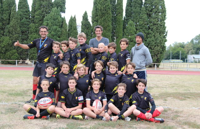 Toulouse Electrogaz Club Rugby - U12-A