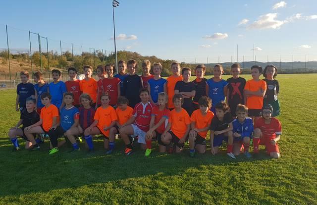 Rugby Club du Pays de l'Ozon - U12
